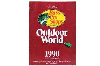 Bass Pro Shops CATALOG 1990