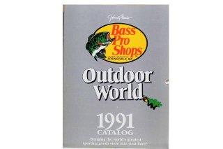 Bass Pro Shops CATALOG 1991
