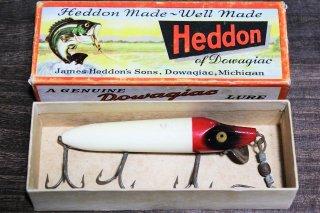 HEDDON WOOD VAMP