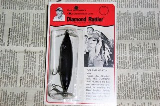 STRADER TACKLE Diamond Rattler 5/8oz
