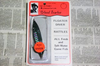 STRADER TACKLE School Teacher 5/8oz
