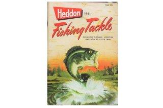 HEDDON CATALOG 1951