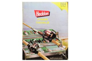 HEDDON CATALOG 1964