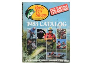 <img class='new_mark_img1' src='https://img.shop-pro.jp/img/new/icons13.gif' style='border:none;display:inline;margin:0px;padding:0px;width:auto;' />Bass Pro Shops CATALOG 1983