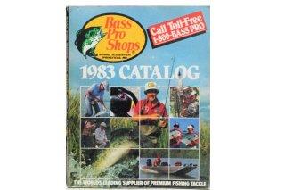 Bass Pro Shops CATALOG 1983
