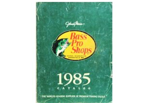 <img class='new_mark_img1' src='https://img.shop-pro.jp/img/new/icons13.gif' style='border:none;display:inline;margin:0px;padding:0px;width:auto;' />Bass Pro Shops CATALOG 1985