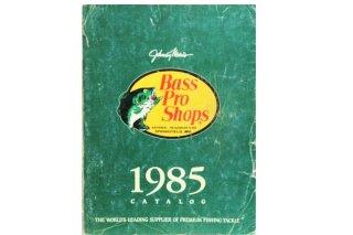 Bass Pro Shops CATALOG 1985