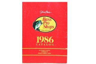 Bass Pro Shops CATALOG 1986