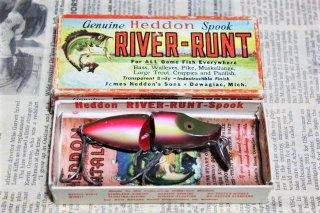 HEDDON RIVER RUNT SPOOK SINKER