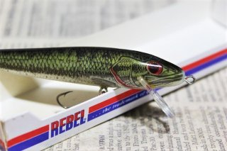 <img class='new_mark_img1' src='https://img.shop-pro.jp/img/new/icons13.gif' style='border:none;display:inline;margin:0px;padding:0px;width:auto;' />REBEL REBEL MINNOW 90mm
