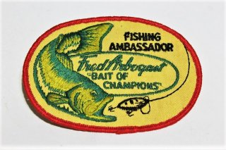 FRED ARBOGAST [BAIT OF CHAMPIONS]