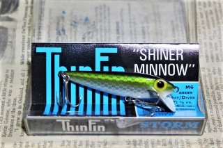 <img class='new_mark_img1' src='https://img.shop-pro.jp/img/new/icons13.gif' style='border:none;display:inline;margin:0px;padding:0px;width:auto;' />STORM THINFIN SHINER MINNOW