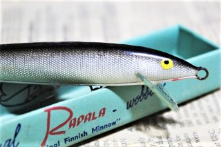 OLD RAPALA FLOATING F13 [S]