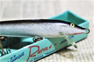 OLD RAPALA FLOATING F11 [S]