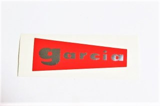 <img class='new_mark_img1' src='https://img.shop-pro.jp/img/new/icons13.gif' style='border:none;display:inline;margin:0px;padding:0px;width:auto;' />GARCIA ステッカー