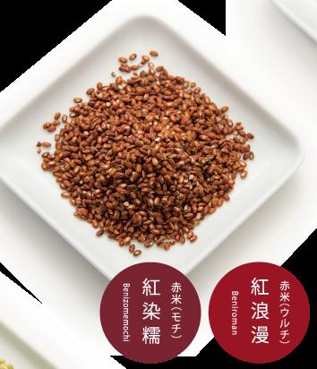 赤米 愛媛県産 500g