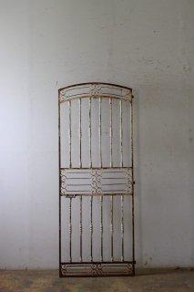 アンティークアイアン門扉