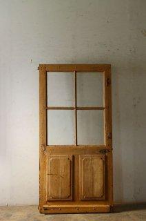 アンティークガラス玄関ドア