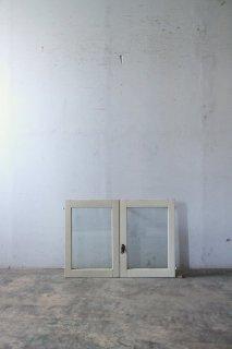 シンプル二重ガラス窓