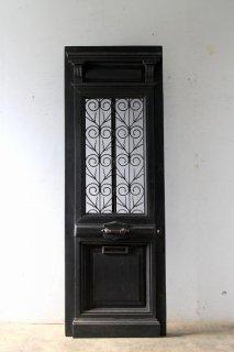 アンティーク アイアン飾り 玄関ドア