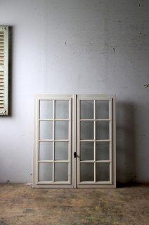 フレンチ ペアガラス窓