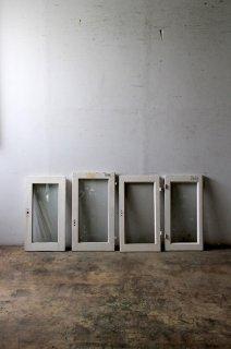 シンプルフレンチガラス窓 4枚セット
