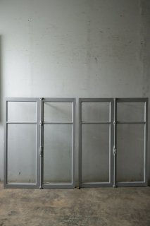 アンティーク ガラス窓 同サイズ2ペアあり