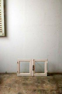フレンチ小さめガラス窓
