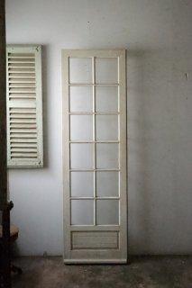 フレンチ格子ガラスドア