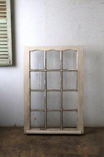 アンティークフレンチガラス窓 シングル窓