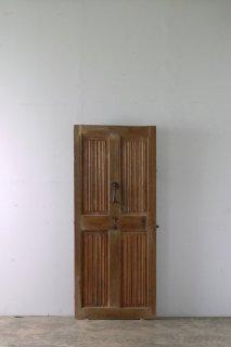 アンティーク・教会のドア ドアノッカー付
