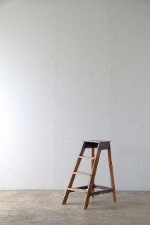 アンティークラダー 古いはしご