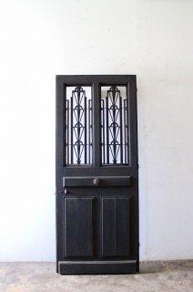 アールデコ・アイアン飾り 玄関ドア