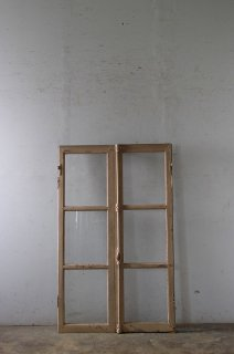 アンティークガラス窓