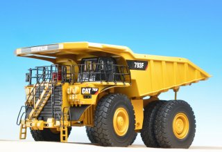 CAT 793F マイニングトラック 1/50