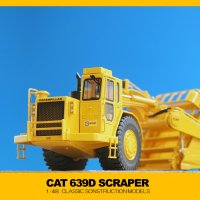 CAT639D エレベーティング スクレーパ   1/48<img class='new_mark_img2' src='https://img.shop-pro.jp/img/new/icons14.gif' style='border:none;display:inline;margin:0px;padding:0px;width:auto;' />