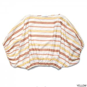 <img class='new_mark_img1' src='https://img.shop-pro.jp/img/new/icons21.gif' style='border:none;display:inline;margin:0px;padding:0px;width:auto;' />SALE PHEENY フィーニー Stripe ballon shirt  PS18-SH06