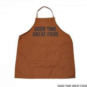 <img class='new_mark_img1' src='//img.shop-pro.jp/img/new/icons1.gif' style='border:none;display:inline;margin:0px;padding:0px;width:auto;' />DRESSSEN Adult apron  ドレッセン アダルトエプロン BROWN