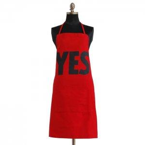DRESSSEN Adult Color apron  RED ドレッセン アダルトカラーエプロン  レッド