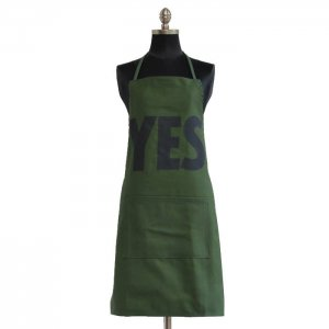 <img class='new_mark_img1' src='//img.shop-pro.jp/img/new/icons50.gif' style='border:none;display:inline;margin:0px;padding:0px;width:auto;' />DRESSSEN Adult Color apron  GREEN ドレッセン アダルトカラーエプロン  グリーン