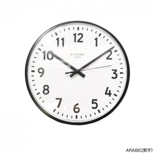 <img class='new_mark_img1' src='https://img.shop-pro.jp/img/new/icons1.gif' style='border:none;display:inline;margin:0px;padding:0px;width:auto;' />PACIFIC FURNITURE SERVICE  E.A. COMBS WALL CLOCK - EC6412