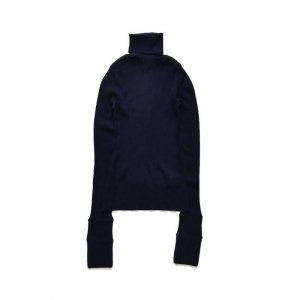 <img class='new_mark_img1' src='https://img.shop-pro.jp/img/new/icons1.gif' style='border:none;display:inline;margin:0px;padding:0px;width:auto;' />CINOH チノ TURTLE NECK RIB KNIT タートルネックリブニット 19WKN001
