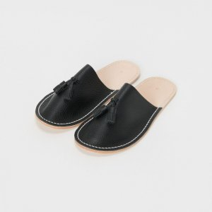 Hender Scheme エンダースキーマ leather slipper レザースリッパ di-rc-les