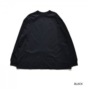 <img class='new_mark_img1' src='https://img.shop-pro.jp/img/new/icons1.gif' style='border:none;display:inline;margin:0px;padding:0px;width:auto;' />MAISON EUREKA EUREKA DRY TOUCH COTTON L/S PACK TEE ドライタッチロングTシャツ 205