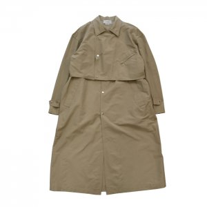 <img class='new_mark_img1' src='https://img.shop-pro.jp/img/new/icons50.gif' style='border:none;display:inline;margin:0px;padding:0px;width:auto;' />YOKE ヨーク  DETACHABLE DUSTER COAT YK20SS0090C