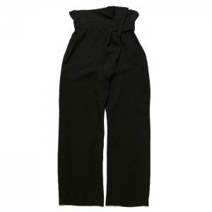 Mame Kurogouchi マメ クロゴウチ Linen Like High-Waisted Pants