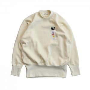 <img class='new_mark_img1' src='https://img.shop-pro.jp/img/new/icons1.gif' style='border:none;display:inline;margin:0px;padding:0px;width:auto;' />PHEENY フィーニー Print sweat shirt プリントスウェットシャツ PA20-CS02