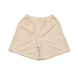 <img class='new_mark_img1' src='https://img.shop-pro.jp/img/new/icons1.gif' style='border:none;display:inline;margin:0px;padding:0px;width:auto;' />MAISON EUREKA  SWEAT SHORTS スウェットショーツ 263