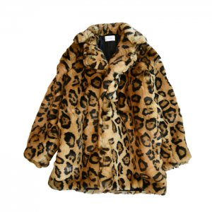 <img class='new_mark_img1' src='https://img.shop-pro.jp/img/new/icons50.gif' style='border:none;display:inline;margin:0px;padding:0px;width:auto;' />HOLIDAY ホリデイ LEOPARD FUR COAT レオパードファーコート 20202438
