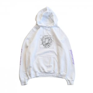 <img class='new_mark_img1' src='https://img.shop-pro.jp/img/new/icons1.gif' style='border:none;display:inline;margin:0px;padding:0px;width:auto;' />HOLIDAY ホリデイ JERZEES HOODIE (NEKO) ジャージーズフーディ 20201439